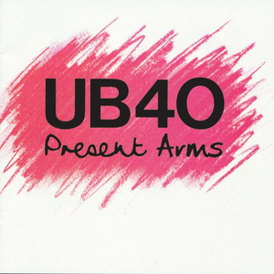 UB40 Present Arms cover