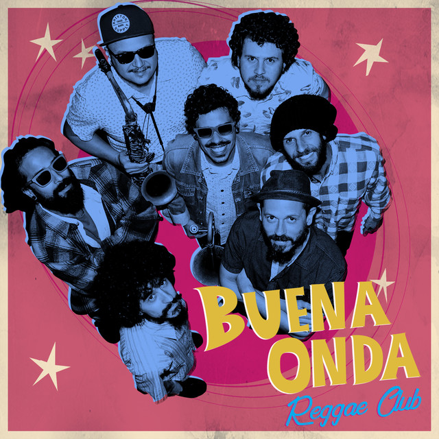 Album cover for Buena Onda by Buena Onda Reggae Club