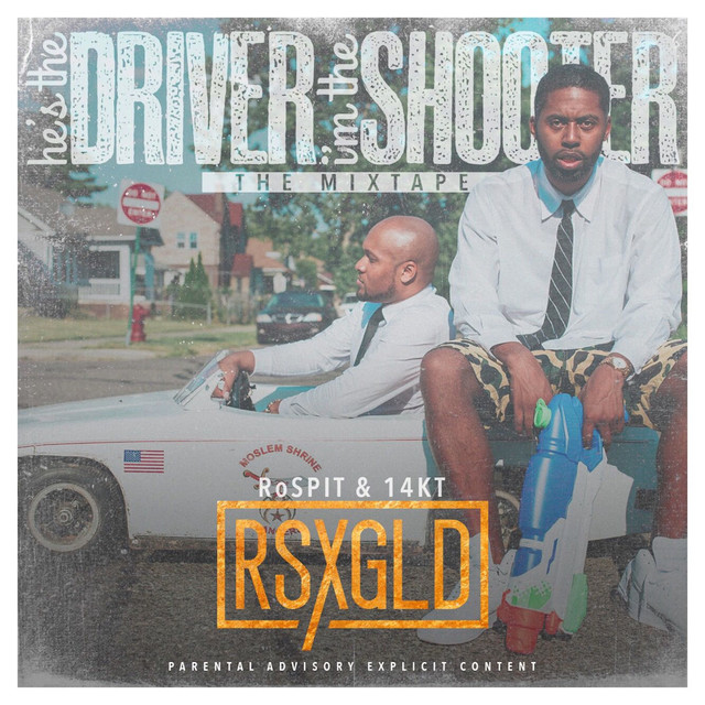 He's the Driver, I'm the Shooter