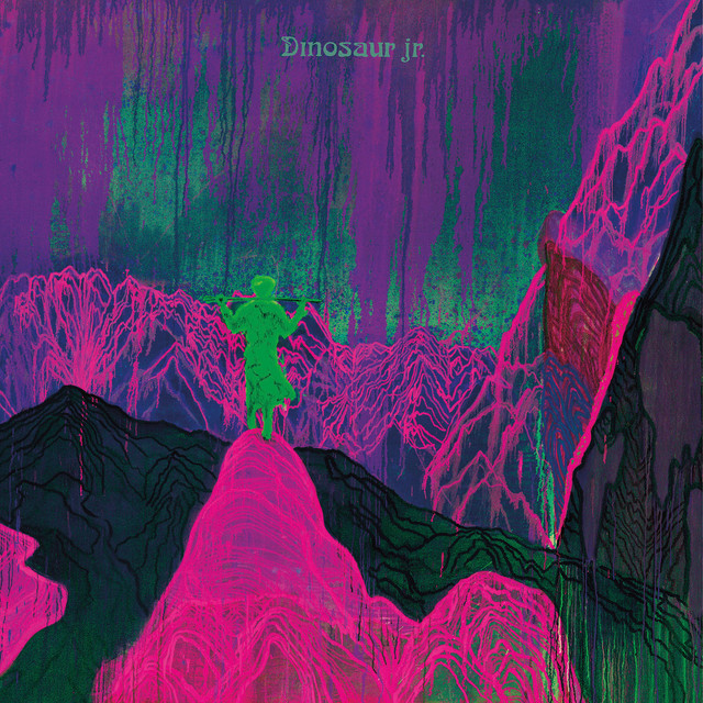 Album cover for Give a Glimpse of What Yer Not by Dinosaur Jr.