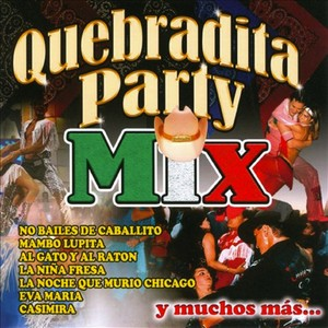 Quebradita Party Mix