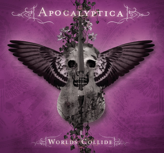 Apocalyptica Worlds Collide album cover