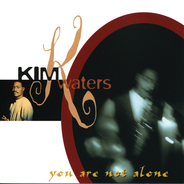 Kim Waters You Are Not Alone album cover