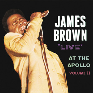 James Brown & The Famous Flames, James Brown There Was A Time - Live At The Apollo/1967 cover