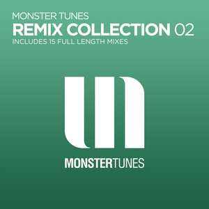 Monster Tunes: Remix Collection 02 Albumcover