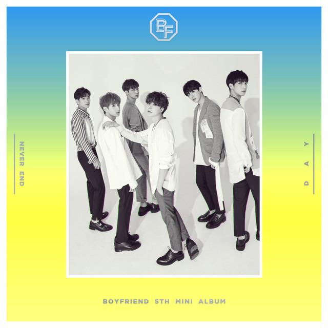BOYFRIEND 5th EP <NEVER END>