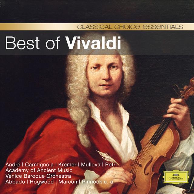 Best Of Vivaldi (Classical Choice) Albumcover