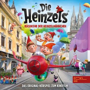 Die Heinzels - Rückkehr der Heinzelmännchen (Das Original-Hörspiel zum Kinofilm) Audiobook