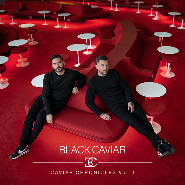 Black Caviar - Caviar Chronicles Vol. 1 cover