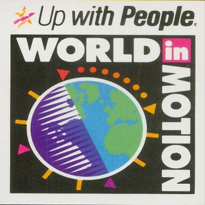 World In Motion Albumcover