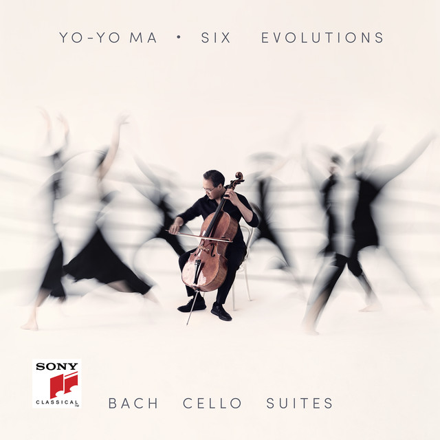 Album cover for Six Evolutions - Bach: Cello Suites by Johann Sebastian Bach, Yo-Yo Ma
