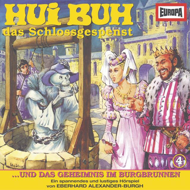 04 - und das Geheimnis im Burgbrunnen Cover