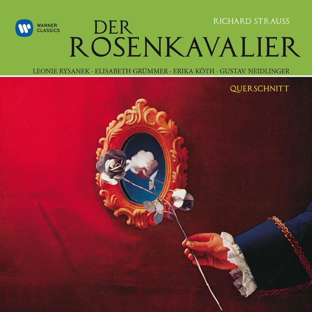 Strauss: Der Rosenkavalier [Electrola-Querschnitt] Albumcover