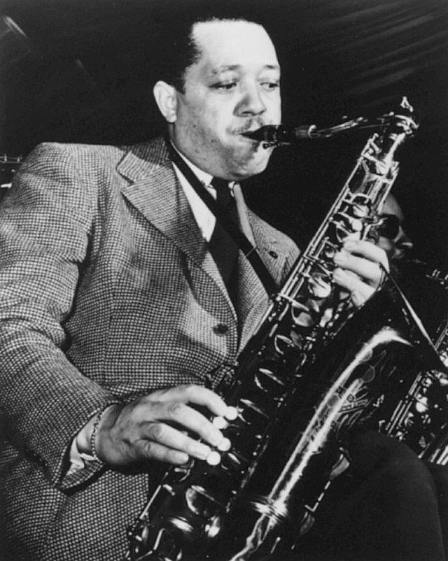 Lester Young, Oscar Peterson