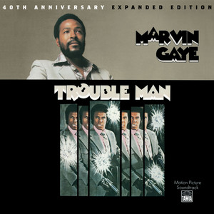 Trouble Man: 40th Anniversary Expanded Edition Albumcover