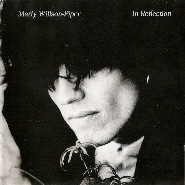 Album cover for In Reflection by Marty Willson-Piper