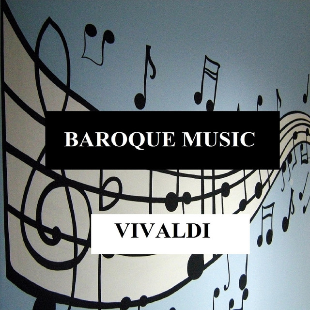 Baroque Music - Vivaldi Albumcover