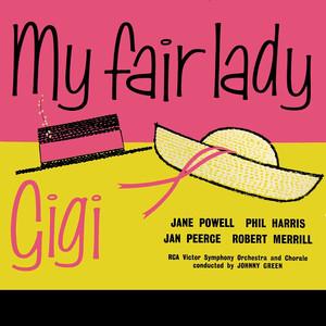My Fair Lady & Gigi album