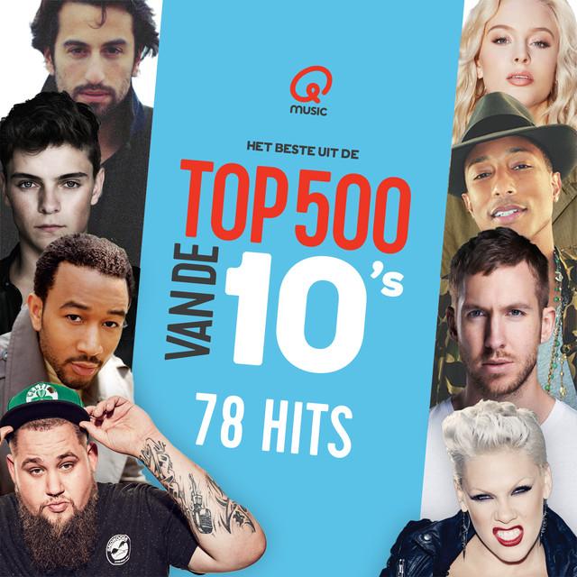 Qmusic Top 500 van de 10's (2017)