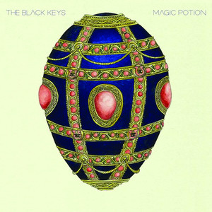 Magic Potion Albumcover