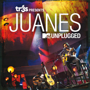 Tr3s Presents Juanes MTV Unplugged Albumcover