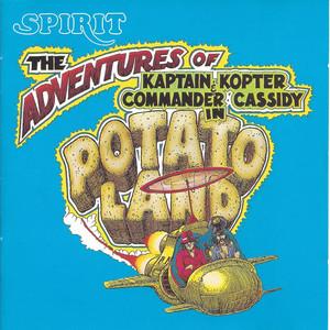 The Adventures of Kaptain Kopter & Commander Cassidy in Potato Land album