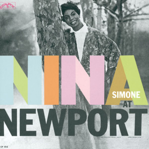 Nina Simone at Newport album