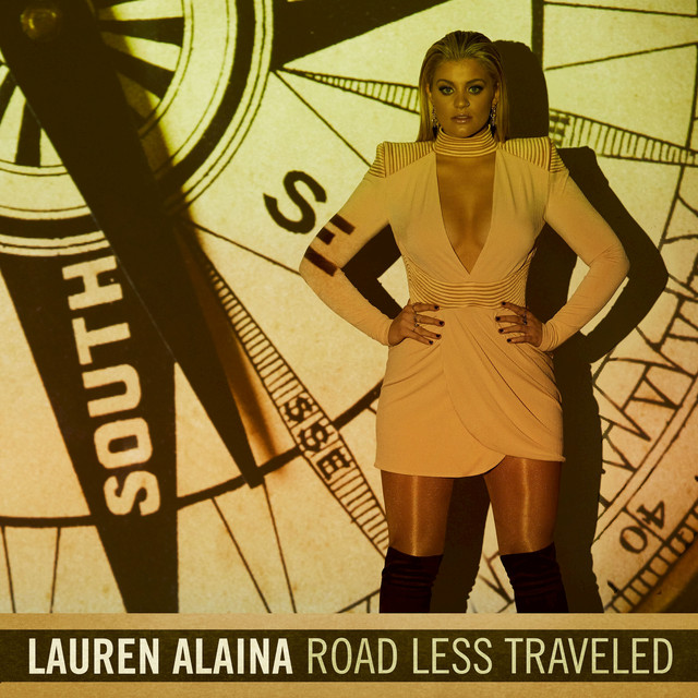 Album cover for Road Less Traveled by Lauren Alaina