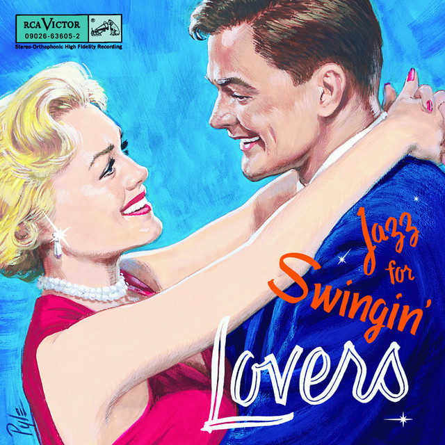 Various Artists Jazz For Swingin' Lovers album cover