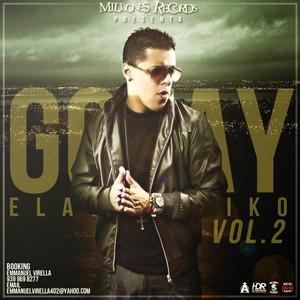 """Gotay """"El Autentiko"""" Mixtape album"""