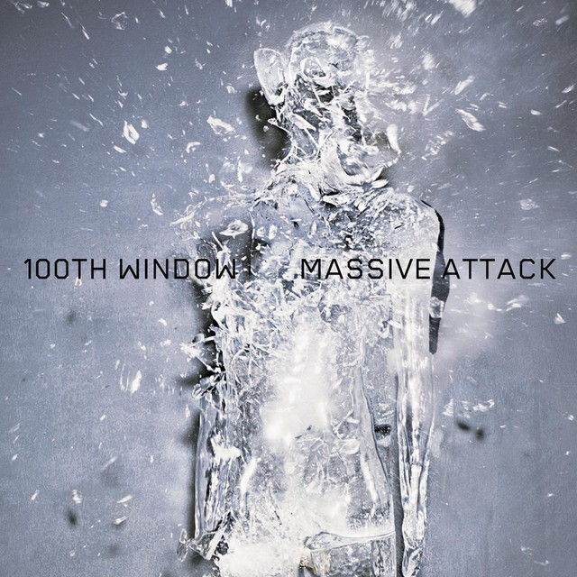 Album cover for 100th Window by Massive Attack