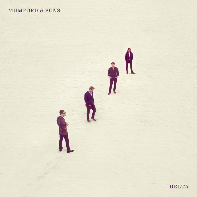 Album cover for Delta by Mumford & Sons
