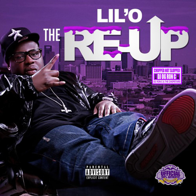 The Purple Re-Up (Chopped Not Slopped)