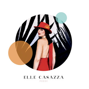 Album cover for Proof by Elle Casazza