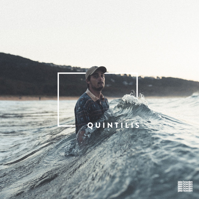 Album cover for Quintilis - EP by Jake Howden