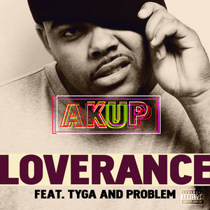 LoveRance, Tyga, Problem Akup cover