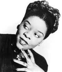 Dinah Washington, Lucky Thompson's All Stars Blues for a Day cover