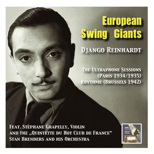 Stéphane Grappelli, Django Reinhardt, Quintette du Hot Club de France Clouds cover