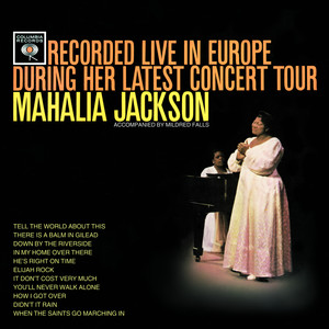 Recorded Live in Europe During Her Latest Concert Tour album