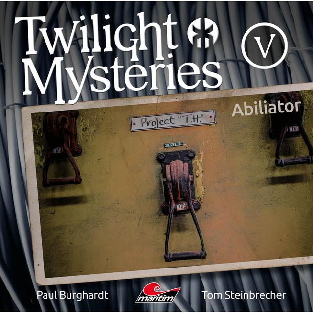Die neuen Folgen, Folge 5: Abiliator Cover