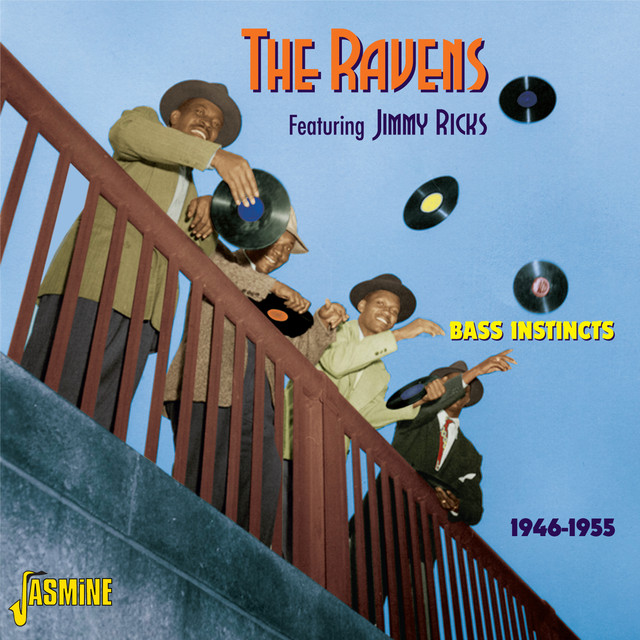 The Ravens Bass Instincts 1946 - 1955 album cover