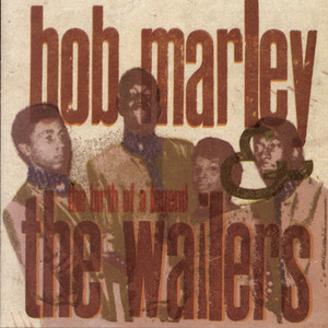 Bob Marley & The Wailers Mr Chatterbox cover