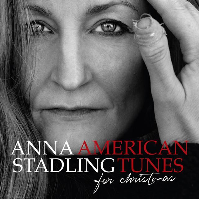 Skivomslag för Anna Stadling: American Tunes For Christmas