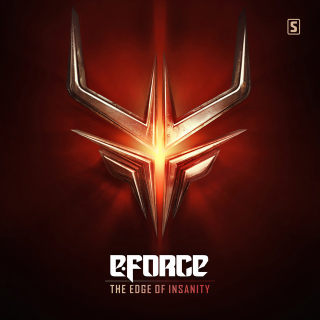 Album cover for The Edge Of Insanity by E-Force