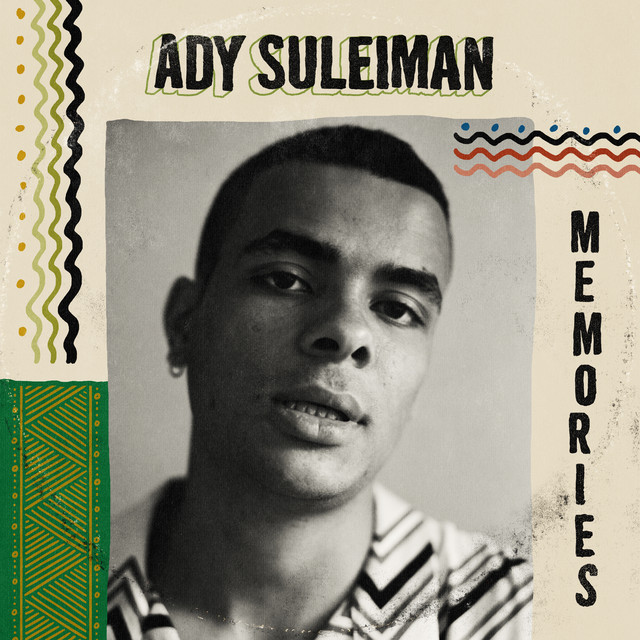 Album cover for Memories by Ady Suleiman