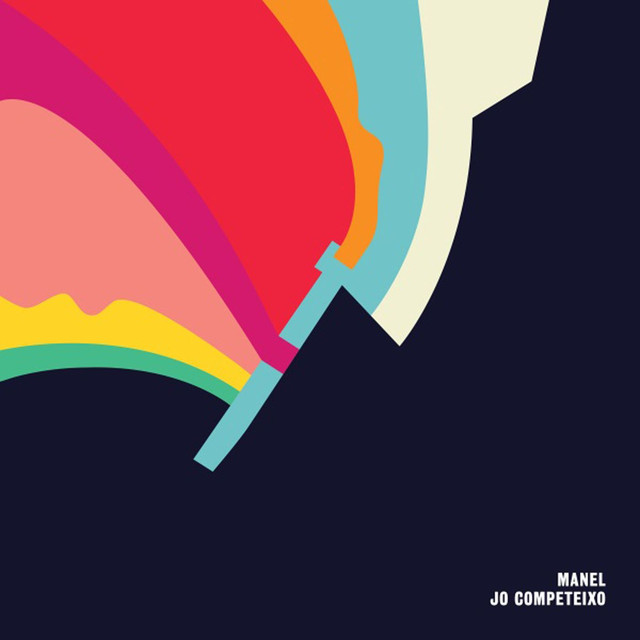 Album cover for Jo Competeixo by Manel
