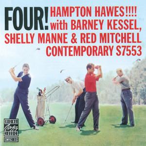 Four! Hampton Hawes!!!! album