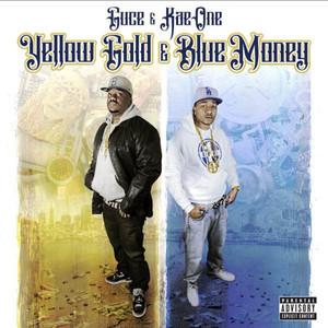 Yellow Gold & Blue Money