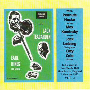 In Concert at Manchester Free Trade Hall 1957 album