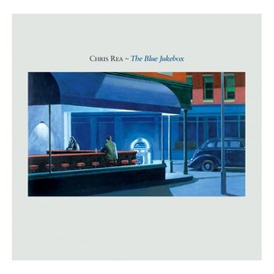 The Blue Jukebox Albumcover